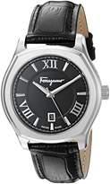 Salvatore Ferragamo Men's FQ1980015 Lungarno Stainless Steel Watch
