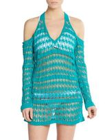 L-Space Windswept Knit Coverup
