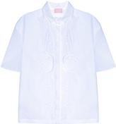 Giamba Butterfly Poplin Shirt