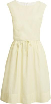 1901 Cap Sleeve A-Line Dress
