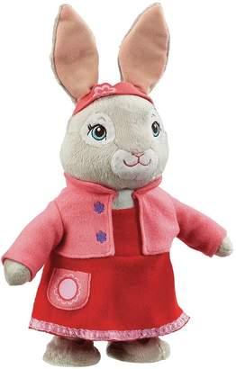 Beatrix Potter Peter Rabbit Talk and Hop Lily Soft Toy