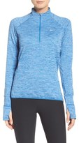 Nike Women's 'Element' Sphere Half Zip Running Shirt