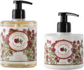Panier des Sens Panier Des Sens Red Thyme Liquid Soap And Hand Lotion Set