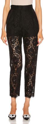 Dolce & Gabbana Skinny Pant in Black | FWRD