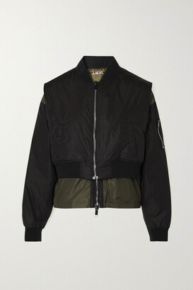 AARMY Printed Shell Jacket