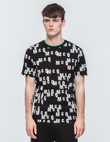McQ by Alexander McQueen All Over Print S/S T-Shirt