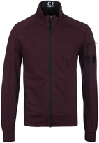 Cp Company Port Zip Through Sweater