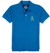 Psycho Bunny Boy's Pima Cotton Polo