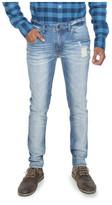 R & E RE: Medium Wash Skinny Jeans
