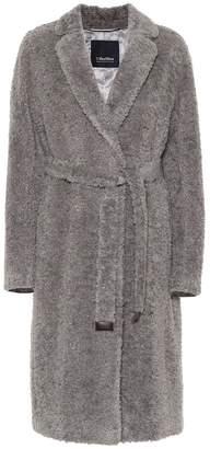 Max Mara S Agiato faux fur coat
