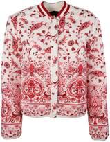 Ermanno Scervino Printed Jacket