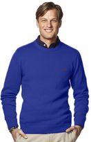 Chaps Big & Tall Classic-Fit Crew Sweater