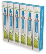 Williams-Sonoma Williams Sonoma SodaStream Spare CO2 Cylinders, 6-Pack