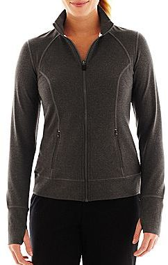 JCPenney Xersion Moss Jacket - Talls