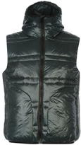 Replay Padded Hooded Gilet