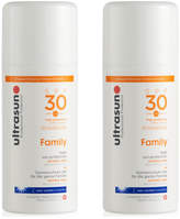 Ultrasun Family SPF 30 - Super Sensitive Duo (2 x 100ml)
