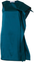 Gianluca Capannolo one shoulder dress