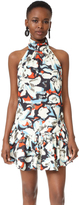 Milly Gardenia Print Gabriella Dress
