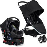 Britax 2016 B-Agile 3/B-Safe 35 Elite Travel System in Domino