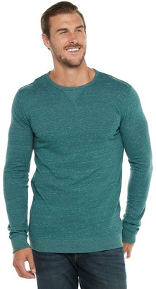 Sonoma Goods For Life Big & Tall Double-Knit Crewneck Top