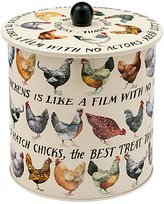 Emma Bridgewater Hen Biscuit Barrel, Multi-Colour