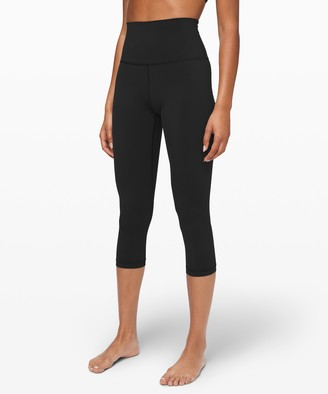 "Lululemon Run with the Waves Crop 21"" *Online Only"