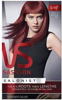 Vidal Sassoon Salonist Permanent Hair Colour 5/45 Medium Intense Red