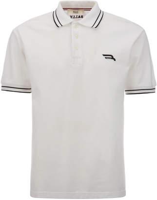 Bally Men's Pique Tennis Polo Shirt