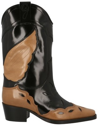 Ganni Texas high boots