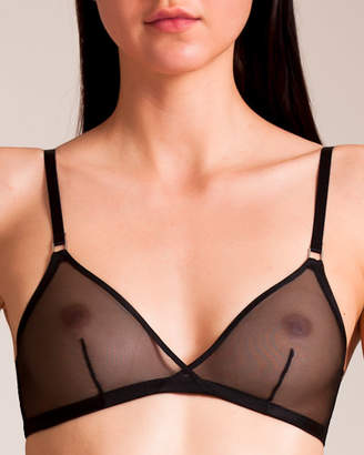 Woolrich Maison Close Liaison Fatale Triangle Bra
