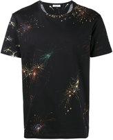 Valentino firework print t-shirt - men - Cotton - M