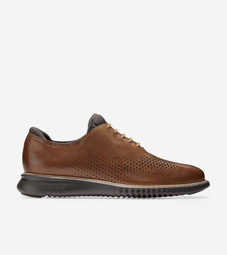 Cole Haan 2.ZERGRAND Lined Laser Wingtip Oxford