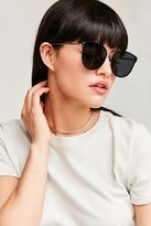 Urban Outfitters Rendezvous Rimless Cat-Eye Sunglasses