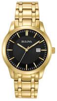 Bulova Men's Analog Quartz Bracelet Watch, 44mm