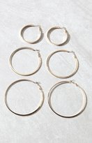 La Hearts Alyssa Hoop Earring Pack