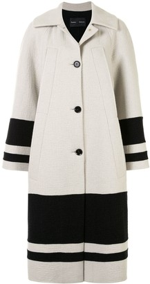 Proenza Schouler Double-Face Coat