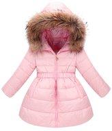 YAO Winter Girls Down Padded Jacket Coat