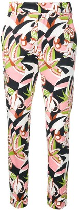 La DoubleJ Hip capri trousers