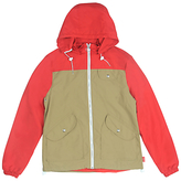 Penfield Rochester Two Tone Jacket, Red/beige