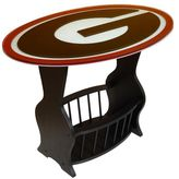 Georgia Bulldogs End Table