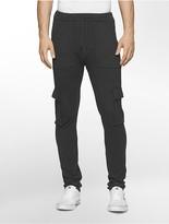 Calvin Klein Cotton Blend Cargo Sweatpants