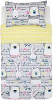 KAS KIDS Frankie & Ginger Quilt Cover Set, Double Size