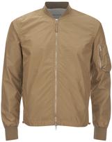 Universal Works Ma1 Idra Nylon Jacket Camel