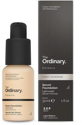 The Ordinary Serum Foundation Spf15