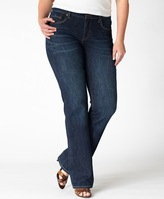 Levi's 512TM Perfectly Shaping Boot Cut Jeans (Plus)