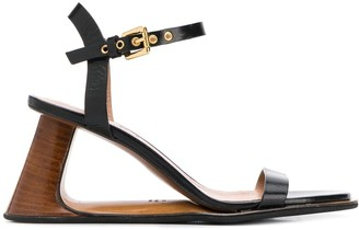 Marni 85mm Reverse Sole Sandals