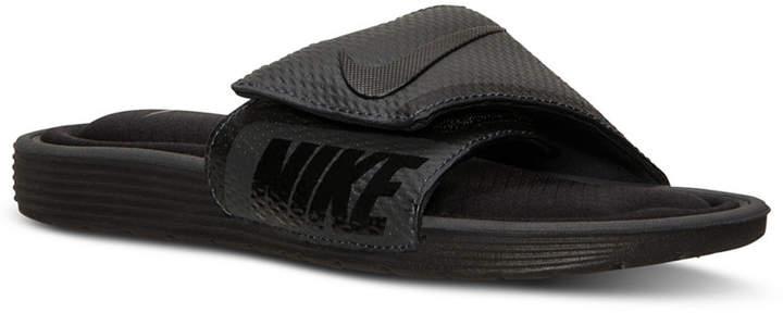new concept 3f3dd 20b82 Men Solarsoft Comfort Slide Sandals from Finish Line