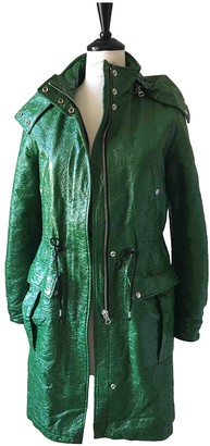 DEPARTMENT 5 Green Jacket for Women