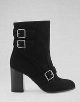 Belstaff Bedlington Boots Black