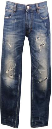 Vivienne Westwood Blue Cotton - elasthane Jeans